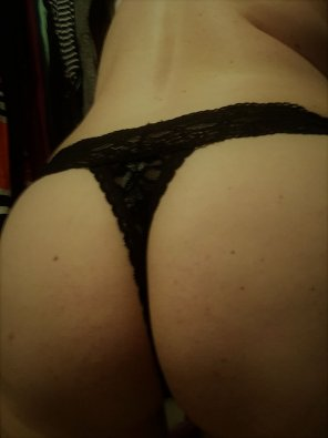 amateur photo My Wife in Thong Tuesday
