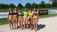 Yes, I love beachvolleyball :)