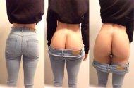 Delicious jeans