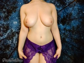 amateur photo I /was/ in a purple bodysuit... What happened? [OC]
