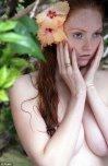 amateur photo Lily Cole