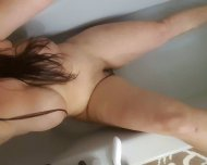 Original ContentWanted to show you some bath time [OC]