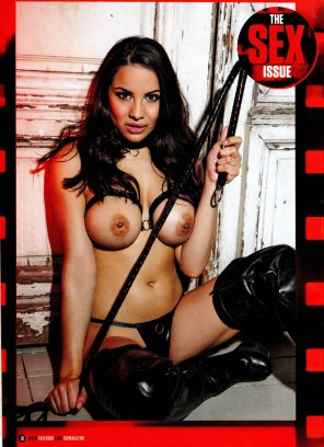 amateur photo Lacey Banghard from Zoo Magazine