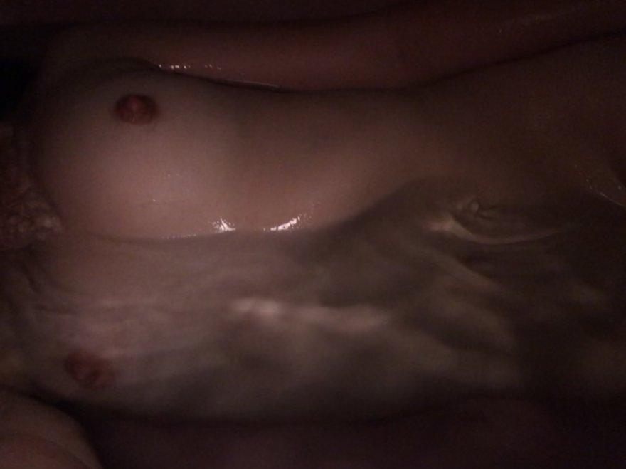 Anyone love baths too? Porn Photo