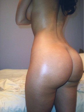 amateur photo This ass will leave you mesmerized