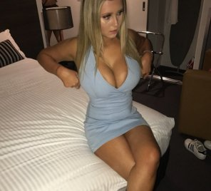 amateur photo Baby blue