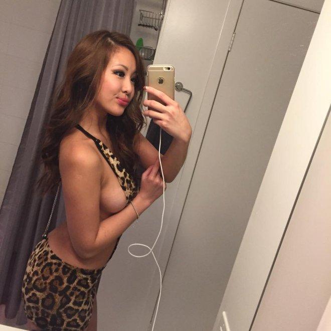 Leopard Print Porn Photo