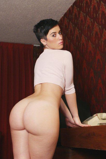 Bent over Porn Photo