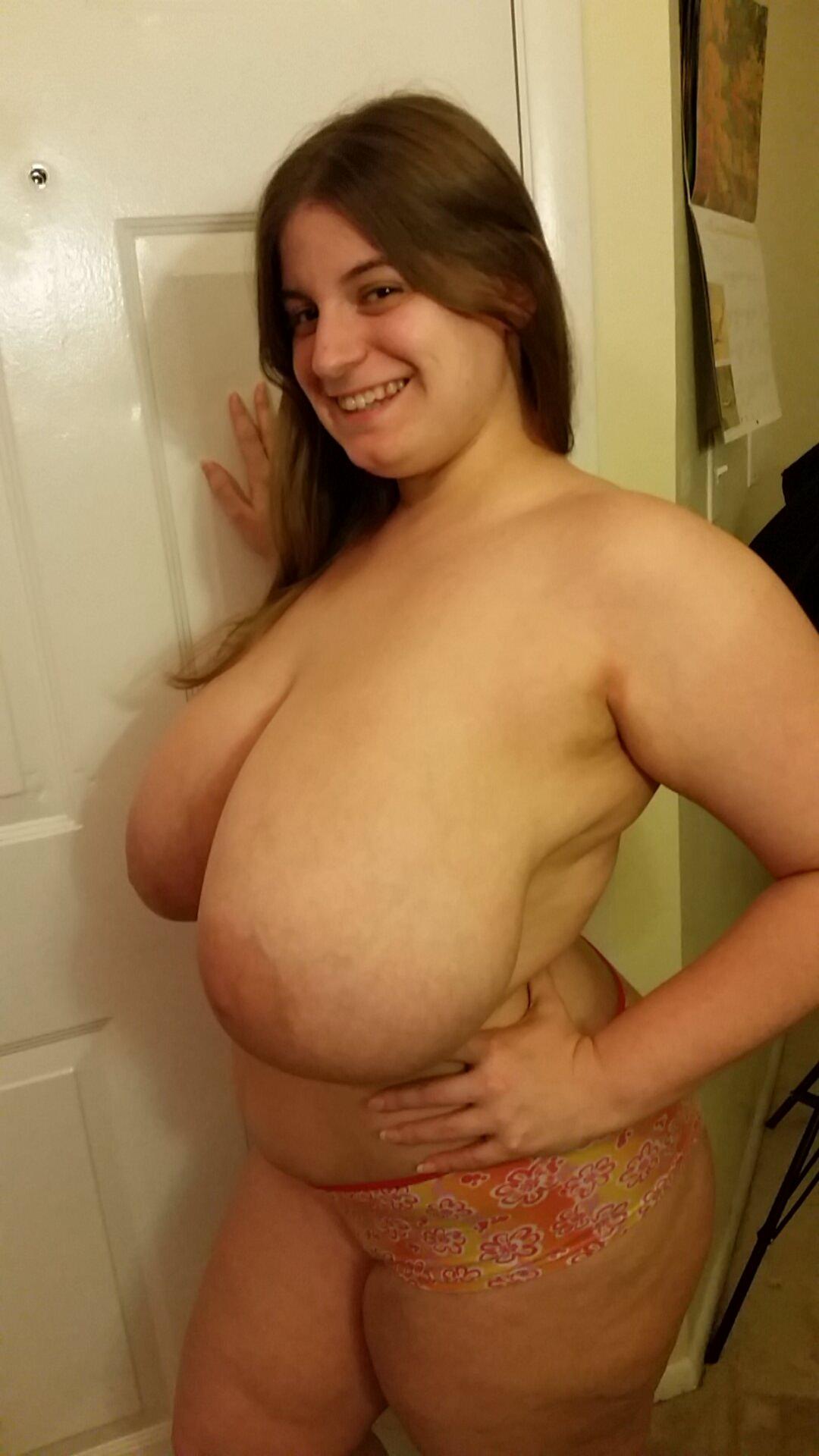 Sucking Big Natural Tits