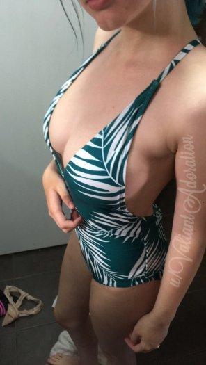 amateur photo My favourite swimsuit
