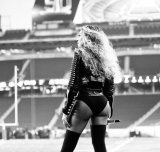 Beyonce's First-Class Super Bowl @$$