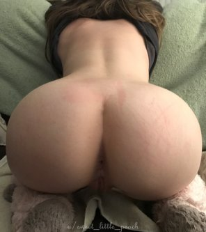 amateur photo My [f]avorite picture of my ass. <3