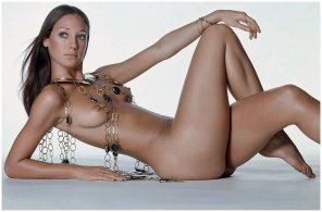 amateur photo Marisa Berenson