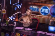 Playboy Morning Show on January 15, 2015.