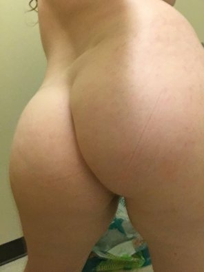 amateur photo [OC] My thick, barely legal ass for your enjoyment! <3