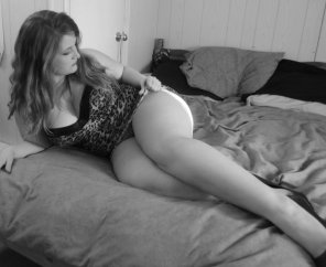 amateur photo Luscious Lady