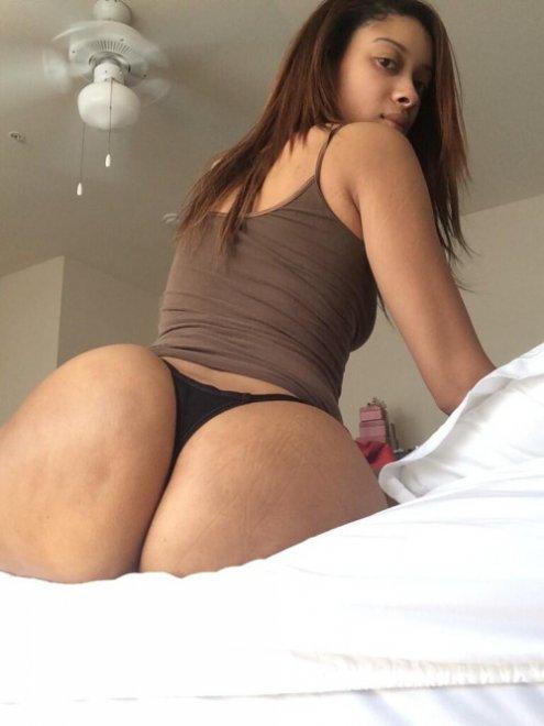 Thong... Porn Photo