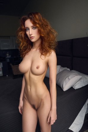 amateur photo Luscious Redhead