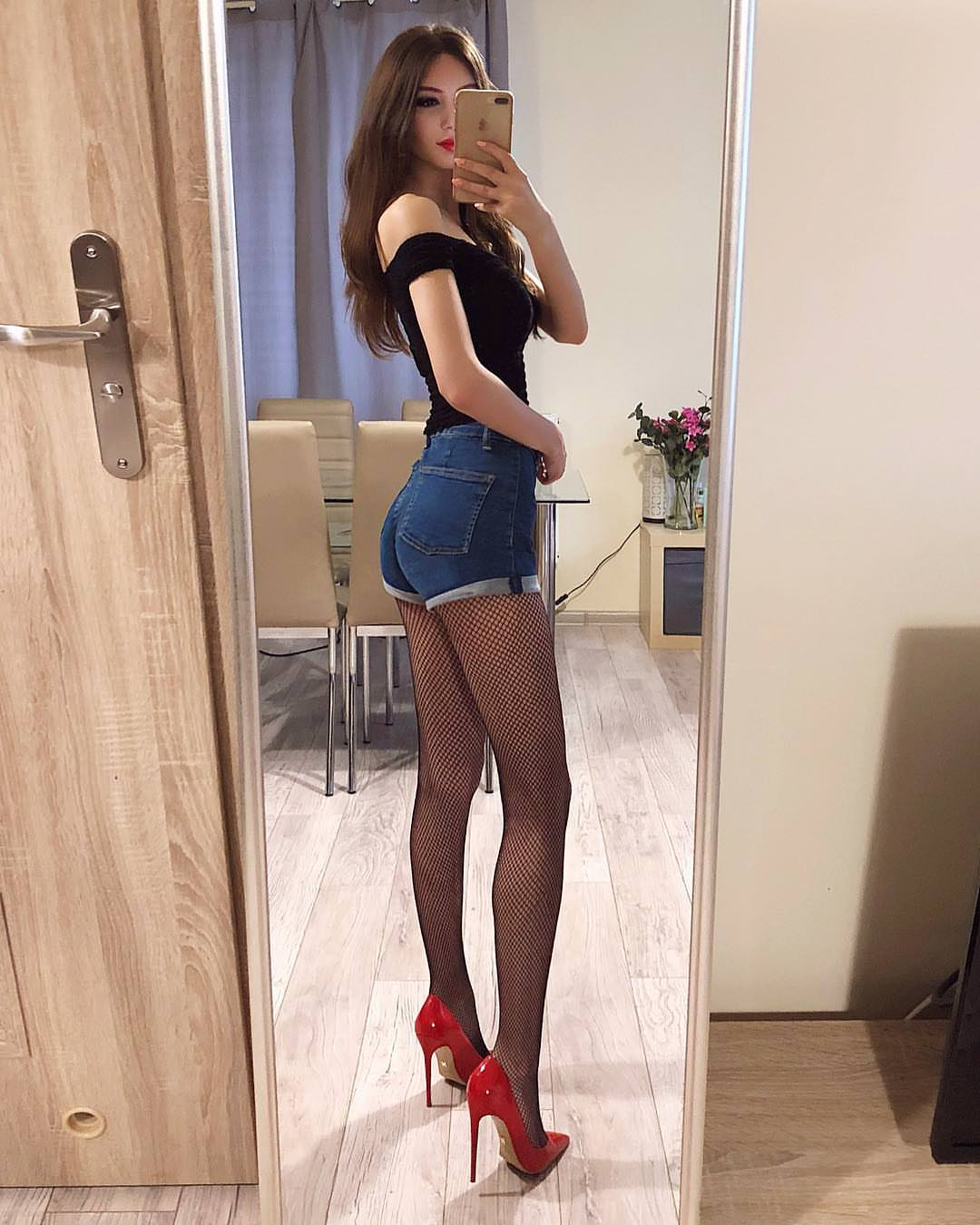 Asian Insert Heels Porn long legs and high heels porn pic - eporner