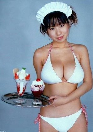 amateur photo Nice desserts