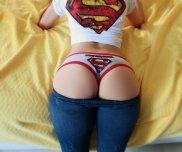 amateur photo Superman