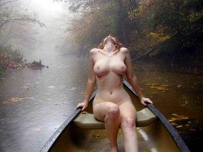 amateur photo Canoe Trip