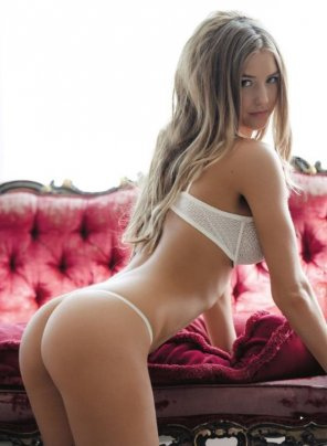 amateur photo Danica Thrall