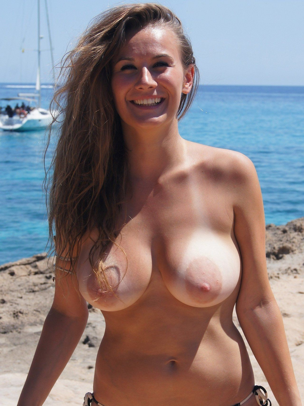 Girls with tan lines porn