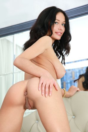 amateur photo Mila M from Metart