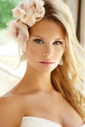 amateur photo Blonde Bride