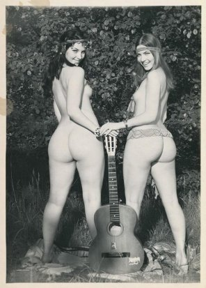 amateur photo Vintage Hippies