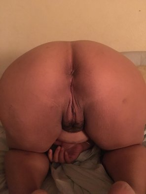amateur photo Cum for the pussy, stay for the asshole