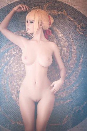 amateur photo Dem swirling tiles