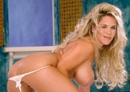 Jacqueline West almost nude