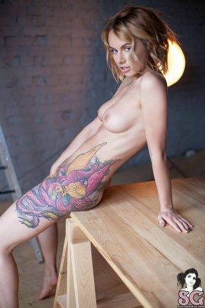 amateur photo Carrie