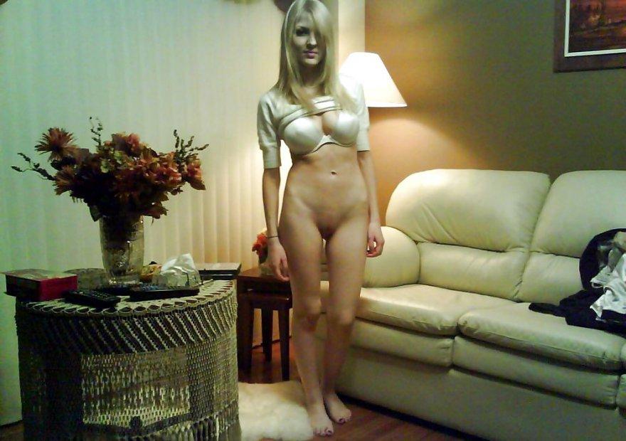 Living Room Stripper Porn Photo