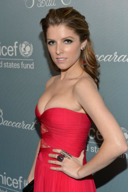 Anna Kendrick Porn Photo