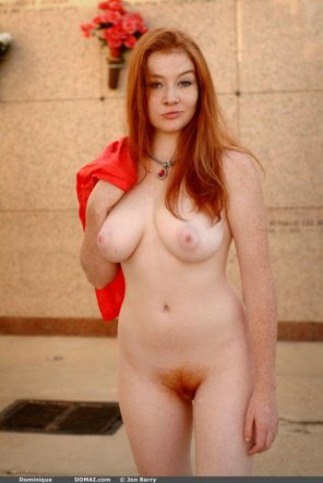 amateur photo Genuine ginger Dominique