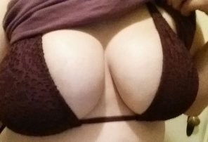 amateur photo My new bikini top