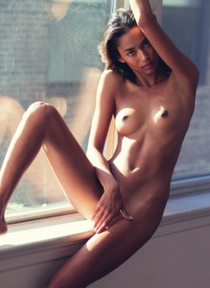 amateur photo Dirty window