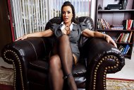 Naughty boss Lisa Ann