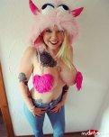 amateur photo German cosplay girl - LunaLove
