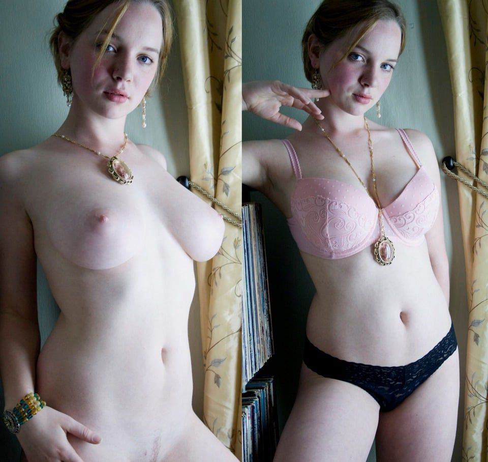 pale naked girls