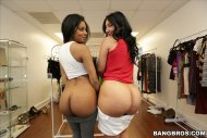 amateur photo Two Latinas