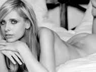 amateur photo Sarah Michelle Gellar.