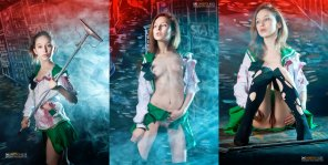 amateur photo Highschool Of The Dead