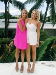 amateur photo Leggy Blondes