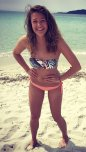 amateur photo Beach cutie