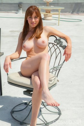 amateur photo On a chair