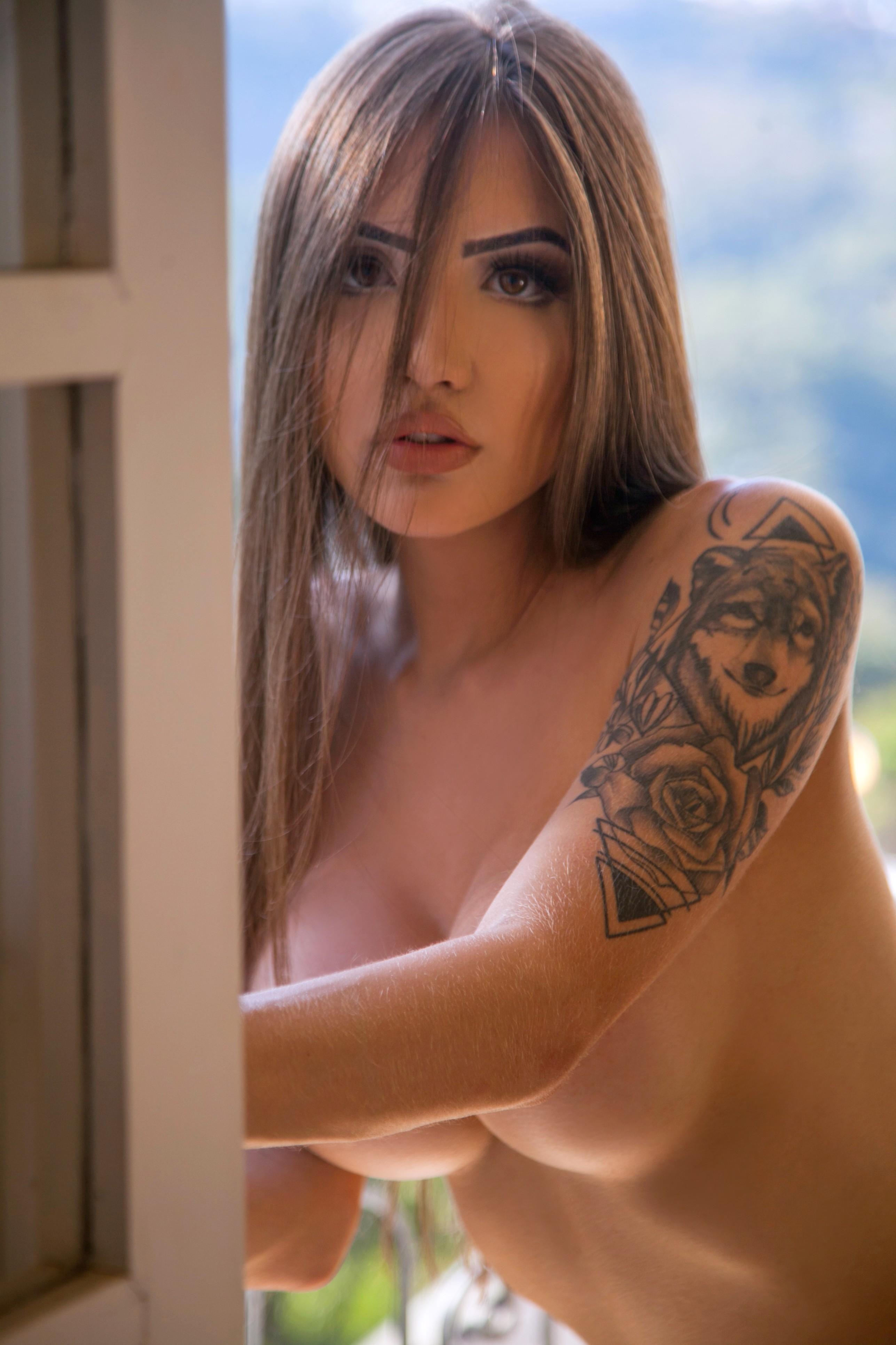 Aline Faria Porn Pic - EPORNER